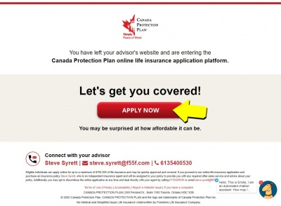 Online Life Insurance Application